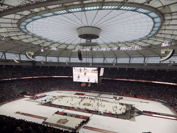 """Heritage Classic 2014 BC Place Adhesive Wall Graphic (24""""x36"""")"""
