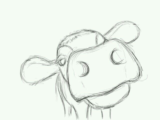 Funniest cow u'll ever see!!!! #best cow ever | Kawaii ...