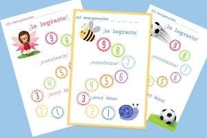 Tablas de incentivos y cómo usarlas: descarga gratis   Blog de BabyCenter