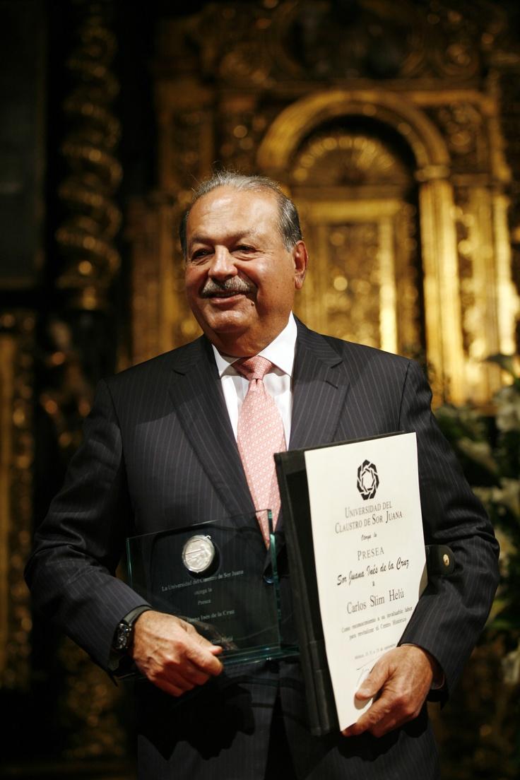 #1 Carlos Slim Helu -- Net Worth: $ 69 billion, Source: Telecom, Citizenship: Mexico