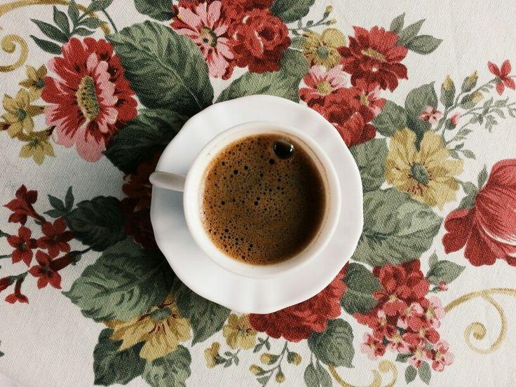 Türk anne kahvesi.