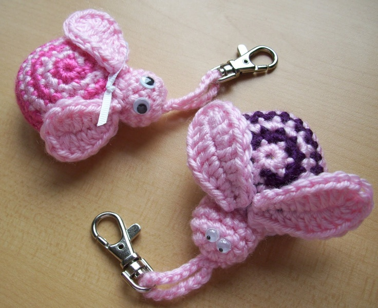 ...Bugs and Flowers key holder