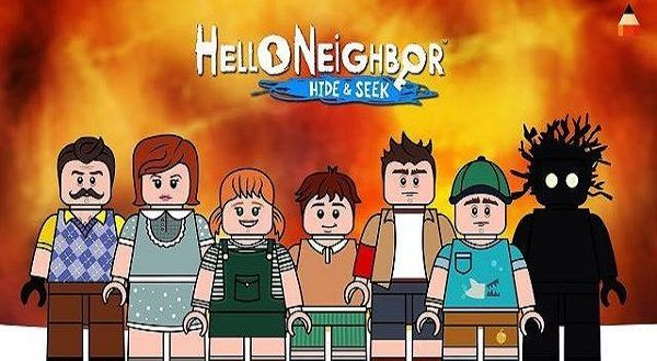 Download Hello Neighbor Hide and Seek Free PC Game Full