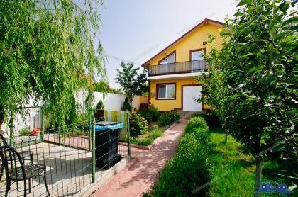 Vand casa In Com. Sendreni, Jud Galati, mobilata si utilata, 5 camere, sup. 126 mp