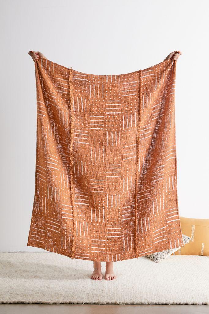 Kaya Boho Throw Blanket Urban Outfitters Canada In 2020 Boho Throw Blanket Boho Blanket Boho Throws