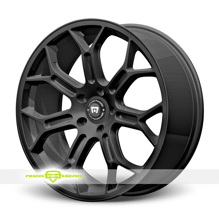 Motegi MR120 Black Rims http://www.wheelhero.com/topics/Black-Wheels-For-Sale