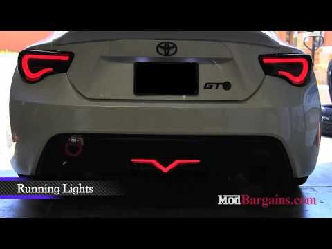 Subaru BRZ - Scion FRS LED Tail Lights by Valenti at ...