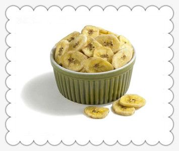 Nutritional Value of Banana Chips