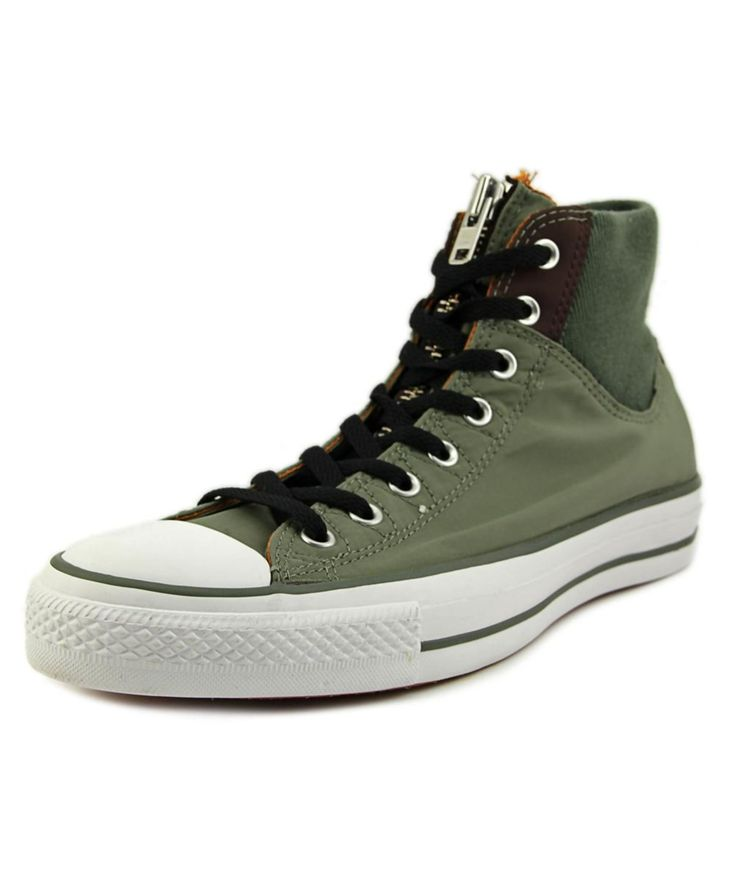 CONVERSE Converse Chuck Taylar Ma-1 Zip Hi Men  Round Toe Synthetic  Sneakers'. #converse #shoes #sneakers