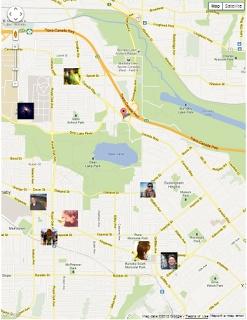 Два замечательных инструментов интеграция Twitter в Google Maps ~ Образовательные технологии и Дистанционное обучение