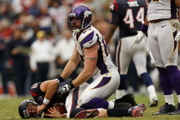Jared Allen Rumors: Latest News, Speculation on Vikings, Raiders, Bucs and More