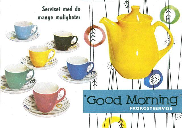 Inger Waage. Good Morning - Stavangerflint