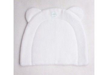 Teddy Bear Pillow 100% ORGANIC COTTON