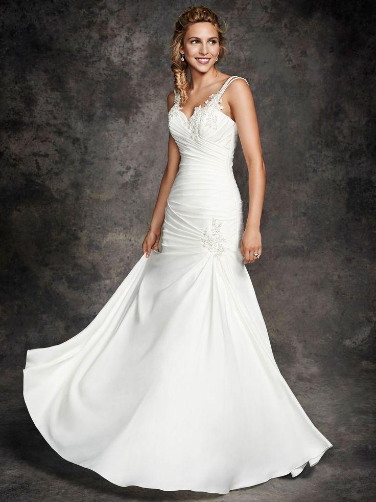 Style be258 bridal gowns wedding dresses ella for Ella rose wedding dress