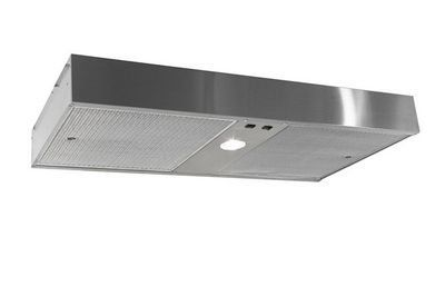 """View the Imperial C2030SD2-NV 30"""" Wide Recirculating Range Hood Insert with Air-Ring Fan from the C2000 Collection at Build.com."""