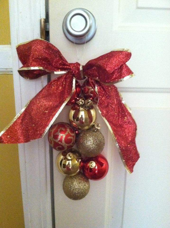 Decorating Ideas > Another Cheapsimple Christmas Decoration Diy  Christmas  ~ 042726_Quick Christmas Decoration Ideas