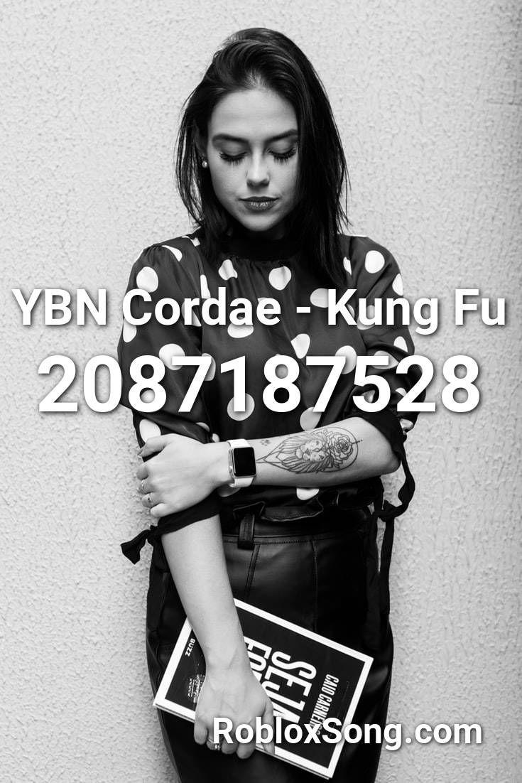 Ybn Cordae Kung Fu Roblox Id Roblox Music Codes In 2020