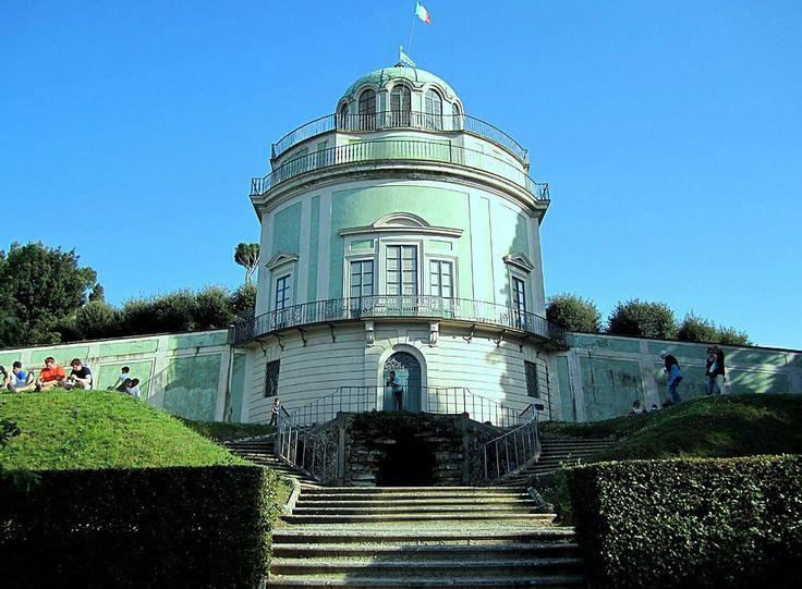 Giardino di Boboli, Firenze - La Kaffeehaus, 1776