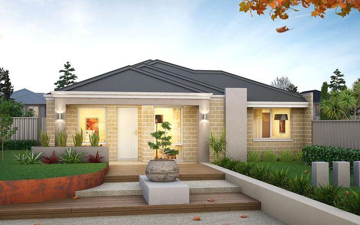 The Metropolitan >> http://www.redinkhomes.com.au/products/metro/cottage-series/the-metropolitan.aspx