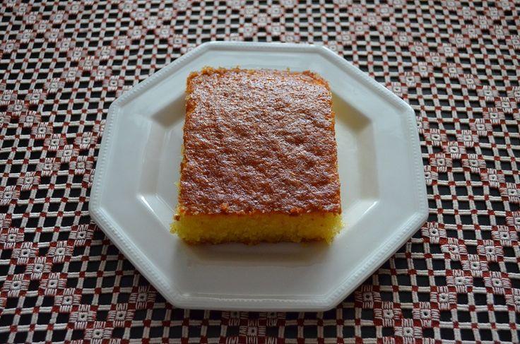 5 Για σήμερα σας έχω μια έκπληξη!Την αυθεντική συνταγή για το τέλειο και σιροπιαστό ρεβανί Βεροίας..το παραδοσιακό και φημισμένογλυκό της Βέροιας. Με παγωτό ή χωρίς είναι από μόνος του ένας λόγος γι...