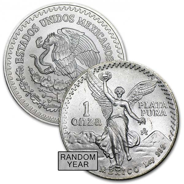 Silver Mexican Libertad Coins For Sale Low Prices Money Metals Bullion Coins Coins Coins For Sale