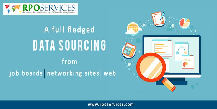 Our domain specialists are experts in screening C.Vs and sourcing relevant data.