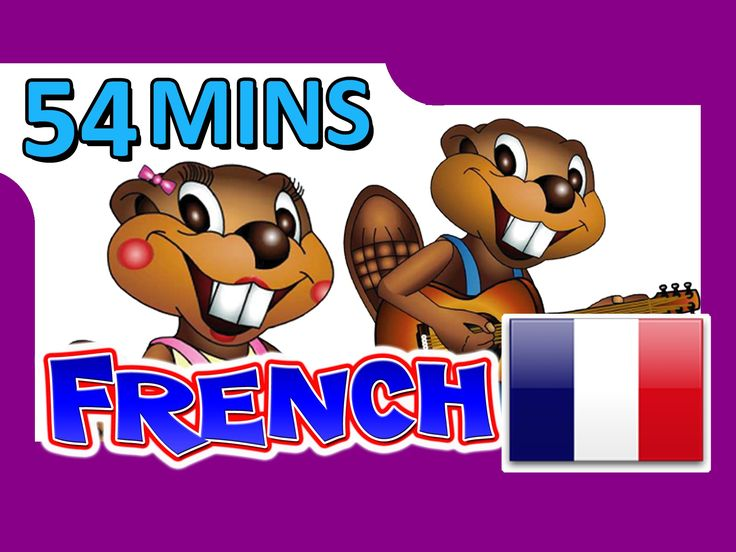 """French Level 1 DVD"" - 54 Minutes, Learn to Speak Français, Easy French ..."