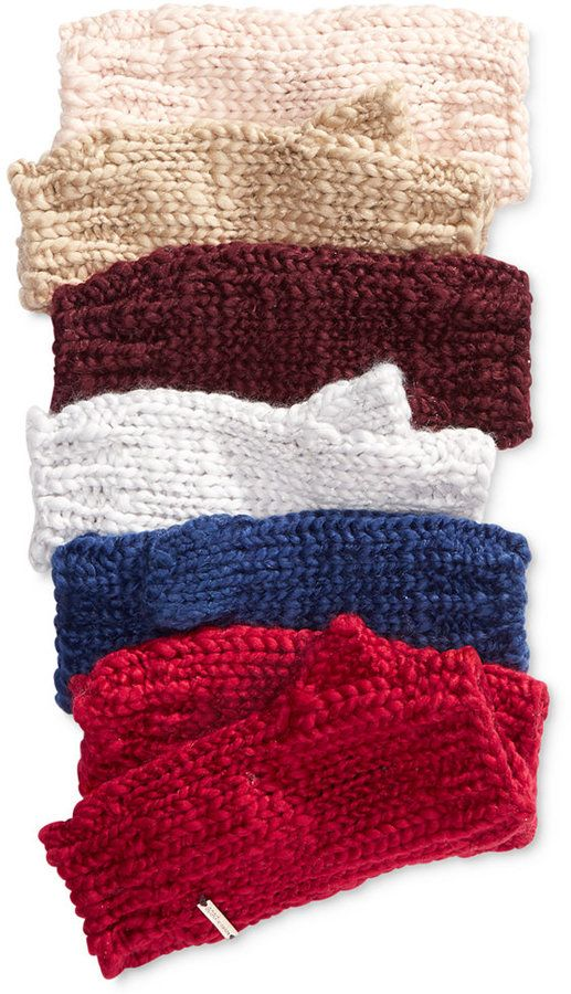 BCBGeneration Thick and Thin Fingerless Gloves, A Macy's Exclusive Style ($4.50)