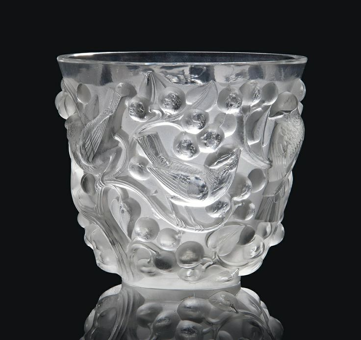 1000 Images About Rene Lalique On Pinterest Glass Vase Glasses And Auction