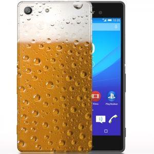Coque pour telephone Sony Xperia M5 Aqua Verre de Biere. #phonecase #Xperia #M5 #Beer