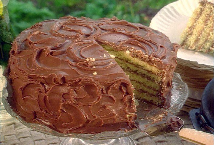 Six-Layer Chocolate Cake Recipe