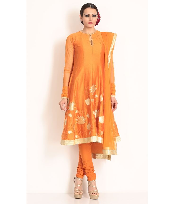 Biba By Rohit Bal Churidaar Kurta Dupatta, http://www.snapdeal.com/product/biba-by-rohit-bal-churidar/638048986953