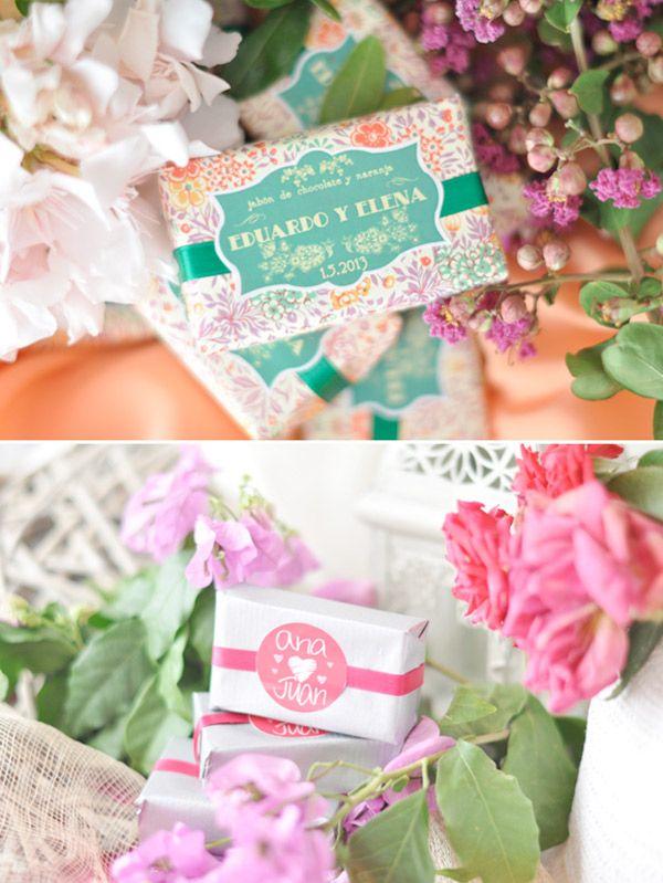 Jabones regalo til para tus invitados detalles de boda for Obsequios boda