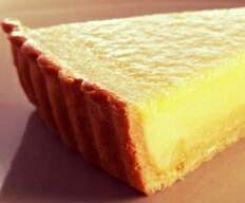 torta cremosa mandorle e limone