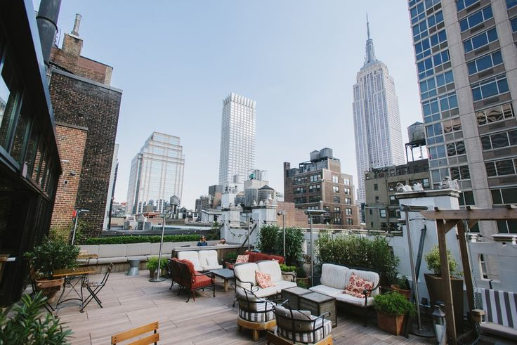 Every rooftop bar in NYC that you should know about.