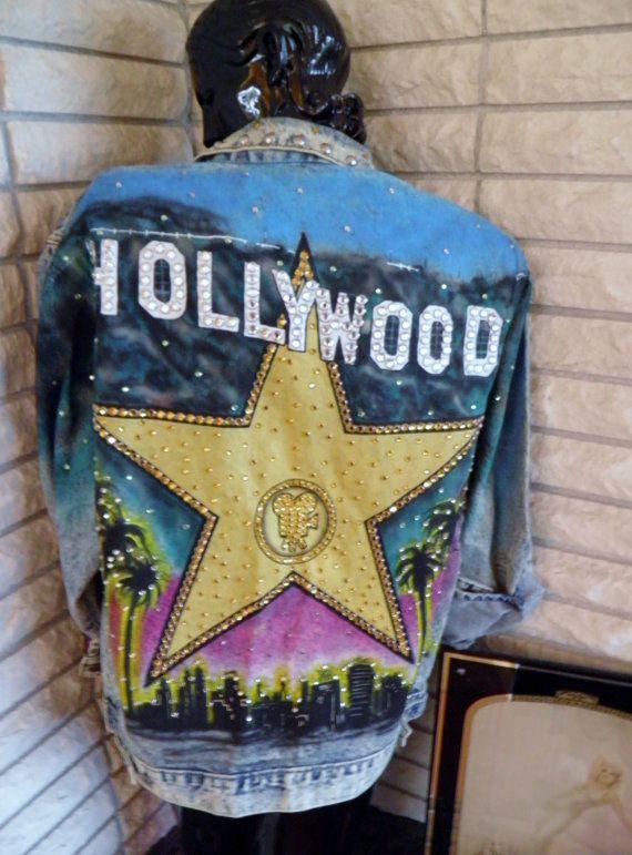 Tony Alamo Denim rhinestone Jacket by veryfrenchbydesign on Etsy, $595.00