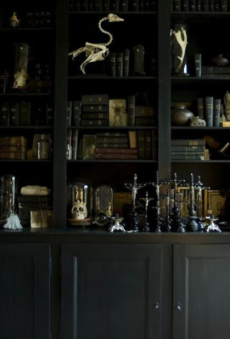 17 Best Ideas About Gothic Home Decor On Pinterest