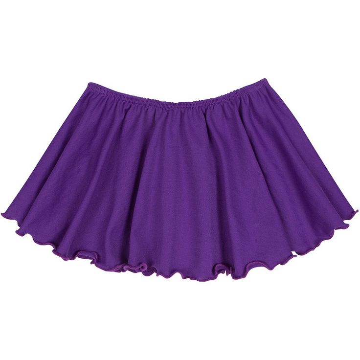 how to make a childs ballet skirt