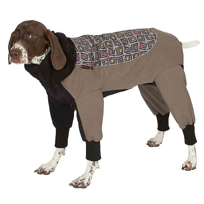 Ultra Paws Weathermaster Dog Snowsuit With Ultra Heat Liner In