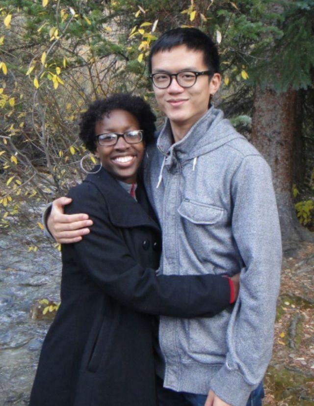 Asian guy black girl dating site