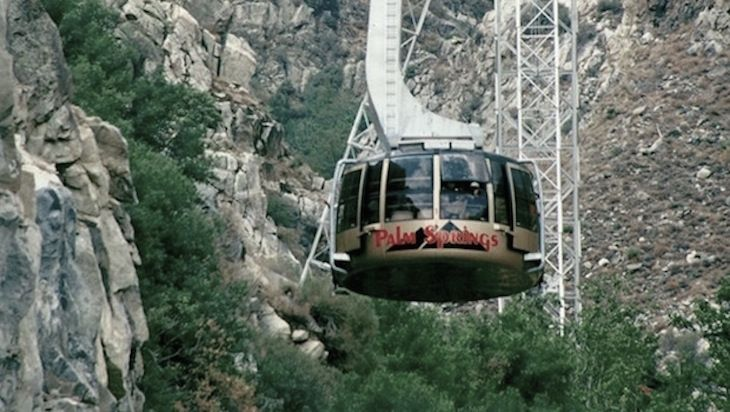 Palm Springs Aerial Tramway coupon