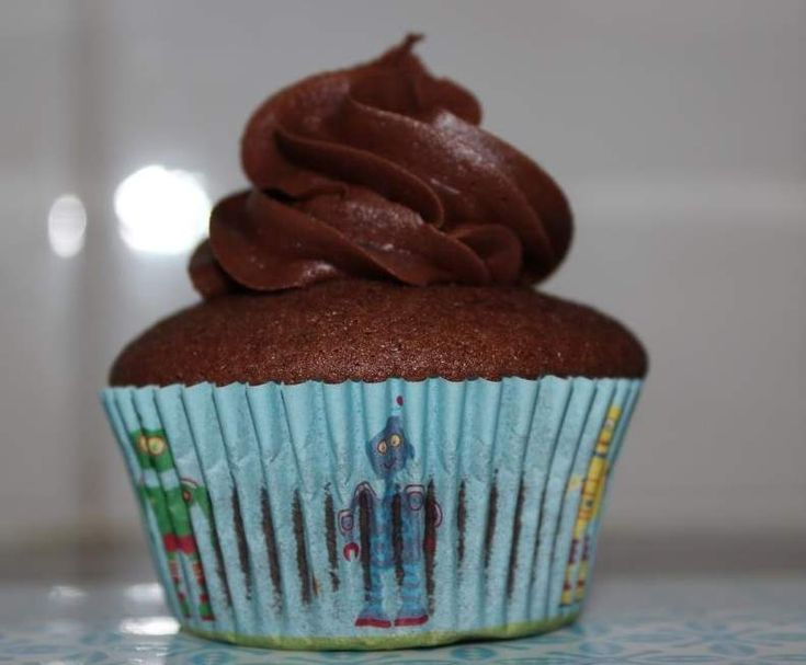 Recipe Chocolate Cupcakes by evelina68 - Recipe of category Desserts & sweets