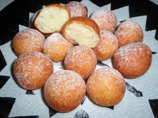 Самые вкусные пончики | Vkusno.co - готовим легко!