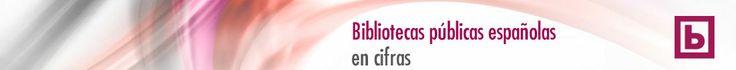 Portada de Estadística de Bibliotecas Públicas Españolas