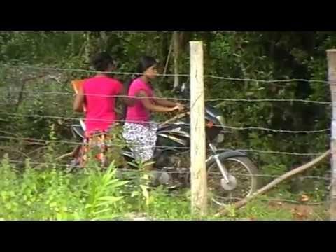 Sri Lankan Girl Bike Ride