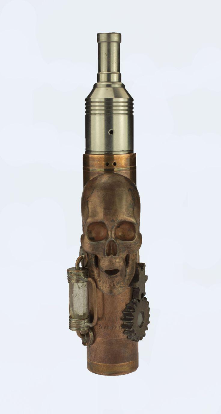Nemesis skull