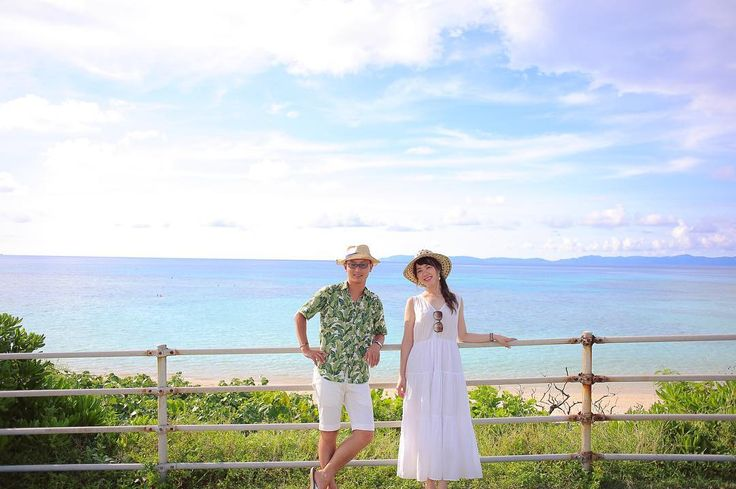 #波照間 #ハネムーン  無事に結婚式を終えて 波照間島に来ています   三脚持って来てるので せっかくだし セルフタイマーで #後撮り してきます笑  まずは#ニシ浜 を見下ろす丘の上で  やはり#自撮り って 大変です笑   #プレ花嫁 #日本中のプレ花嫁さんと繋がりたい #結婚式準備 #ドレス試着 #前撮り#ウェディングフォト#ロケーションフォト#ウェディングドレス #卒花嫁#卒花#みんなのウェディング #エンゲージリング#プロポーズ#ウェディングソムリエアンバサダー#東海プレ花嫁#東京カメラ部