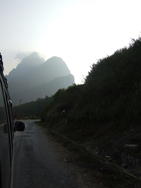 Vientiane Province Mountain | Flickr - Photo Sharing!