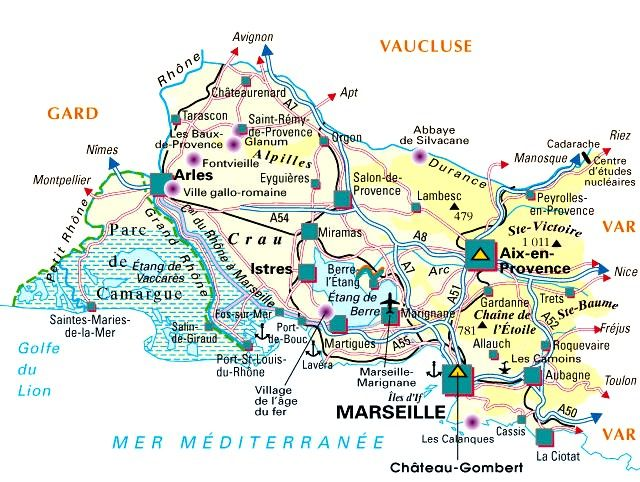 Très Les 25 meilleures idées de la catégorie Camargue carte sur  IU22