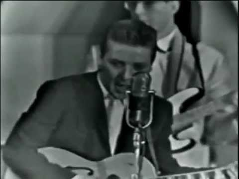 Eddie Cochran - Summertime Blues - Town Hall Party 1958 - YouTube